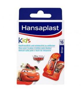 Hansaplast Kids Tiritas Niños Cars 20 Ud