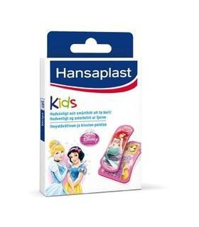 Hansaplast Kids Tiritas Niños Disney Princess 20 Ud
