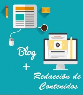 Pack Blog + Redacción de contenidos