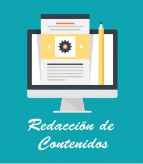 Redacción de contenidos