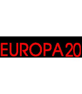 Europa 20, Muebles de diseño