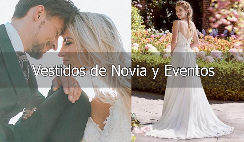 Vestidos de novia y eventos