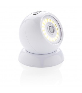 Luz COB 360 con sensor de movimiento