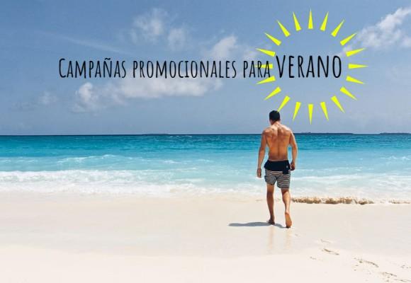 Campañas promocionales para verano